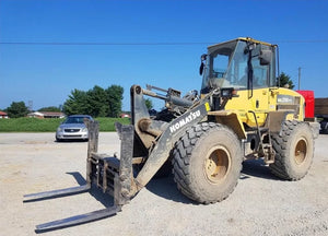 Komatsu WA200PZ-6 WA250PZ-6 WA320PZ-6 Wheel Loader Official Workshop Service Manual