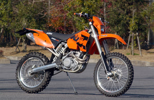 Ktm 250 EXC RACING WorkShop Service Propriétaires - Manuels de reconstruction 2000-2005