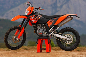 KTM 250 SX-F, EXC-F, EXC-F SIIX DAYS XCF-W, XC-F, SXS-F Engine Workshop Service Manual 2005-2008