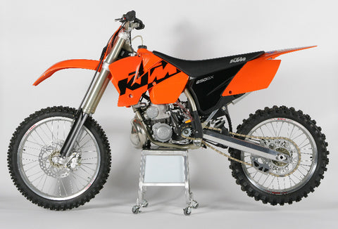 KTM 250 300 380 SX , MXC , EXC Engine Workshop Service Manual 1999-2003