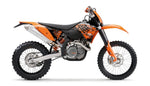 Ktm 520 SX, MXC, EXC RACING WorkShop Service Owners & Rebuild Manuals 2000-2005