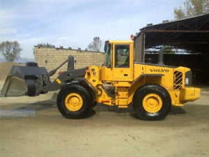 Volvo L120E Wheel Loader Factory Workshop Service Repair Manual