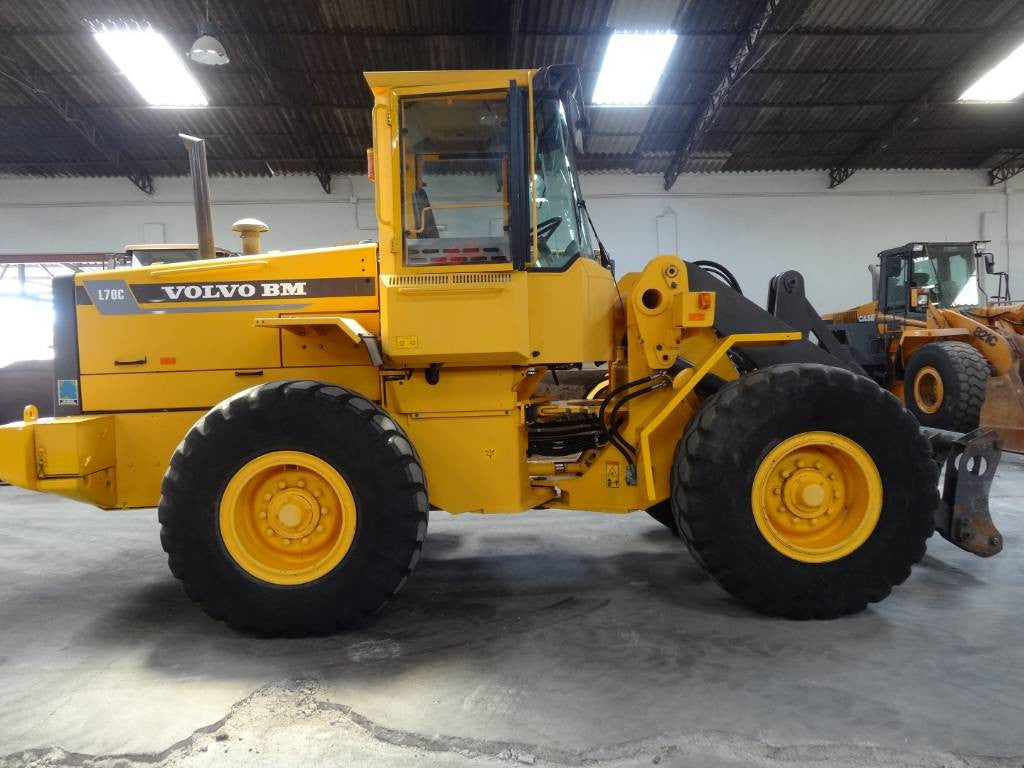 Volvo L70c Wheel Loader Factory Workshop Service Repair
