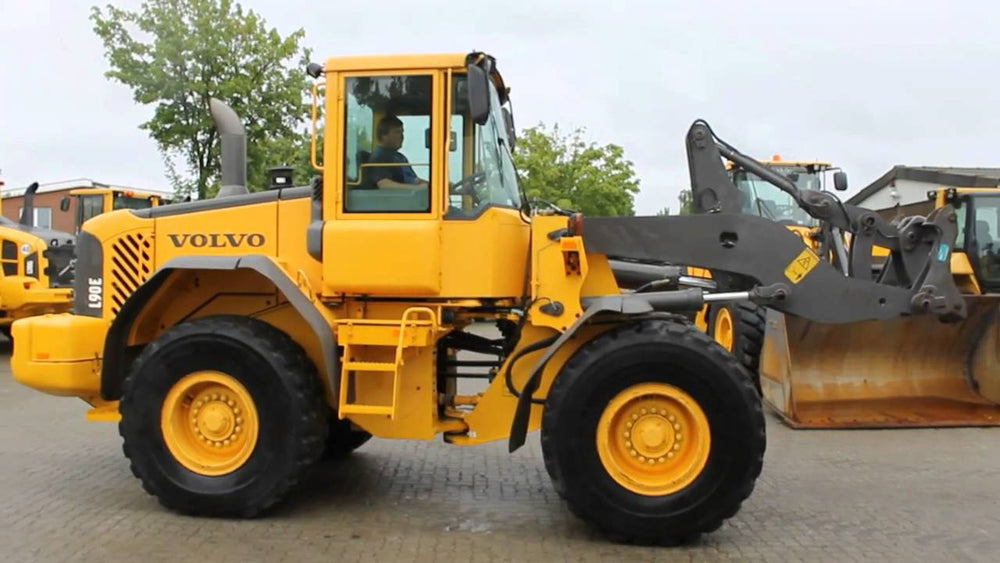 Volvo L90E Wheel Loader Factory Workshop Service Repair Manual