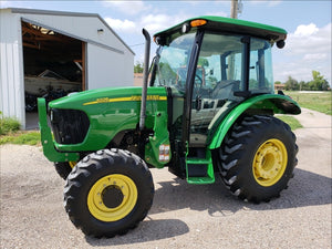 John Deere 5225 5325 5425 5525 5625 5603 5083E Limited 5093E Limited 5101E Limited Tractors Official Service Repair Technical Manual