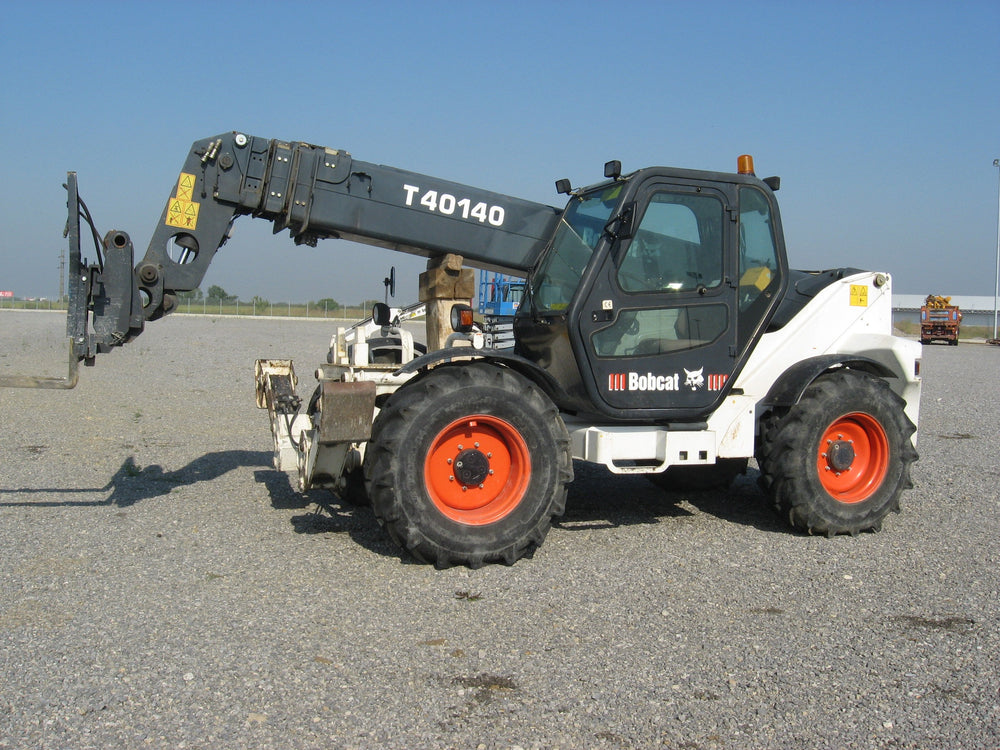 Bobcat T40140 T40170 Telescopic Handler Workshop Service Repair Manual