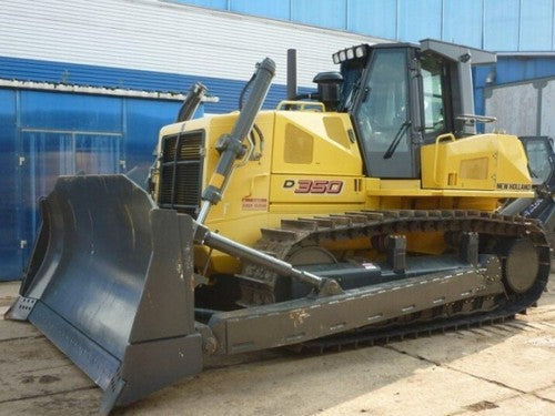 New Holland D350 Crawler Dozer Manuel officiel de l'atelier