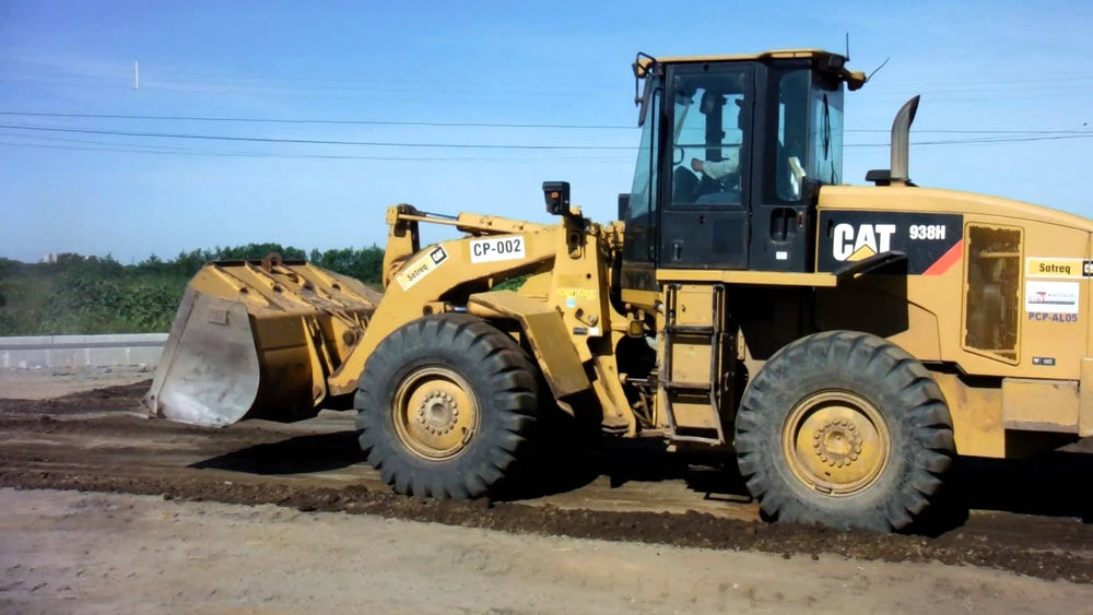Caterpillar 938h And It38h Wheel Loader Electrical System
