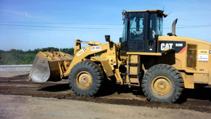 Caterpillar 938H and IT38H Wheel Loader Electrical System & Wiring Diagrams