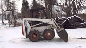 Bobcat 700 720 721 722 Skid Steer Loader Workshop Service Manual