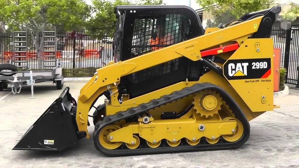 299D Compact Track Loader Official Workshop Service Repair Manual