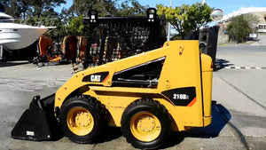 Caterpillar 216B3 Skid Steer Loader Official Workshop Service Repair Manual