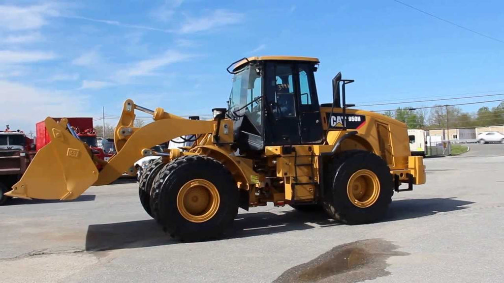 Caterpillar 950h 962h And It62h Wheel Loader Electrical