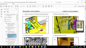 Komatsu CSS 2019 - ALL Service Manuals & Operation and Maintenance Manuals for Komatsu Software - All Models & Serials Up To 2019