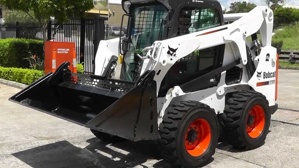Bobcat S650 Skid-Steer Loader Workshop Service Reparaturanleitung -Exklusive Qualität