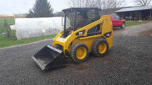 216 Skid Steer Loader Official Workshop Service Repair Manual