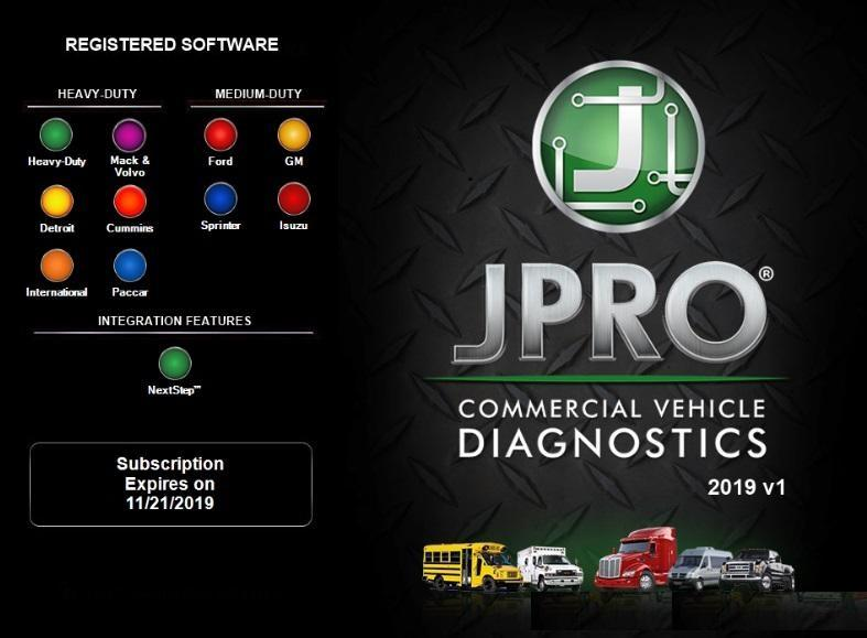 124032 Nexiq USB Link 2 Genuine Heavy Duty Diagnostic Kit With ALL Software Package 2020- Caterpilllar -Cummings-Detroit Diesel-Volvo-Allison-Hino And More !!!