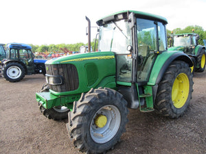 John Deere SE tractors 6020 6120 6220 6320 6420 And 6520 Operation and Test Technical Manual