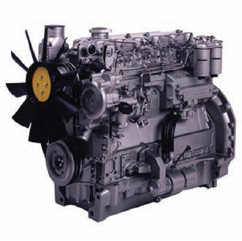 JCB 200 Series 1400B 1550B 1700B Engine Manual -  Perkins 1000 Series 4 cylinder Engines