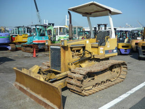 Komatsu D21P-6 D21P-6A D21P-6B D21PL-6 Bulldozer Official Workshop Service Manual