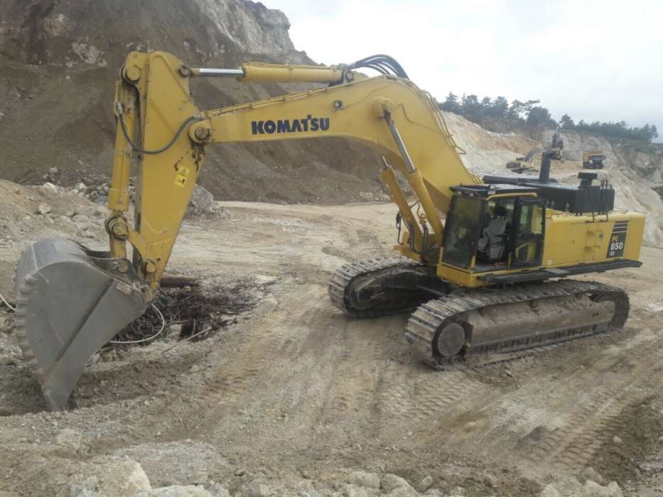 Komatsu PC850-8 PC850SE-8 Hydraulic Excavator Official Workshop Service Manual