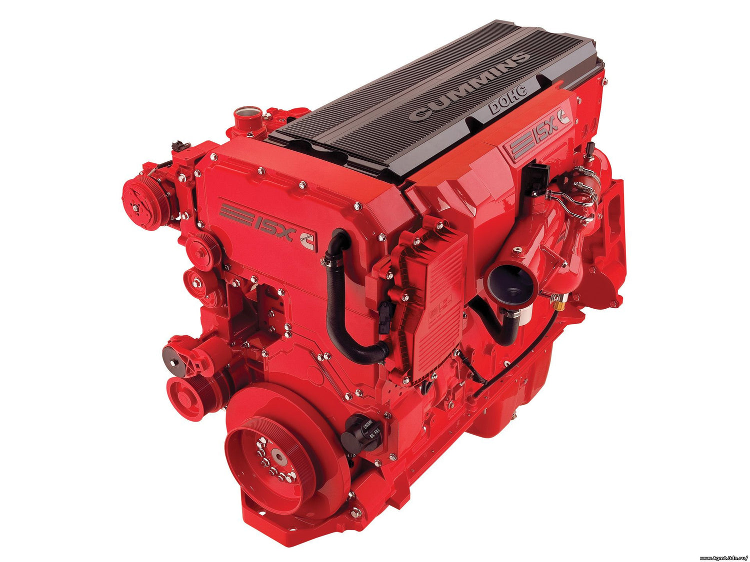 Cummins Signature Isx Qsx15 Engine Workshop Service Manual