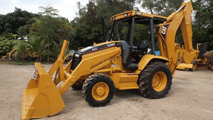 caterpillar 416c 426c and 436c backhoe loader electrical system rh the best manuals online com