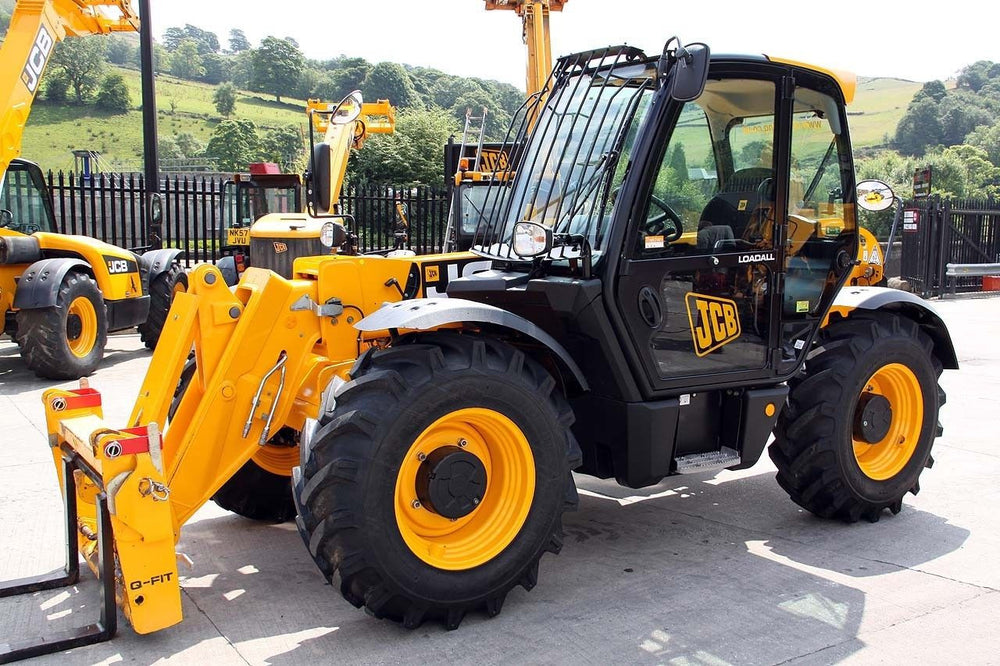 JCB 531-70, 535-95, 536-60, 541-70, 533-105, 536-70, 526-56, 531-T70, 541-T70, 536-T60, 535-T95, 536-T70 Telescopic Handler Workshop Service Repair Manual
