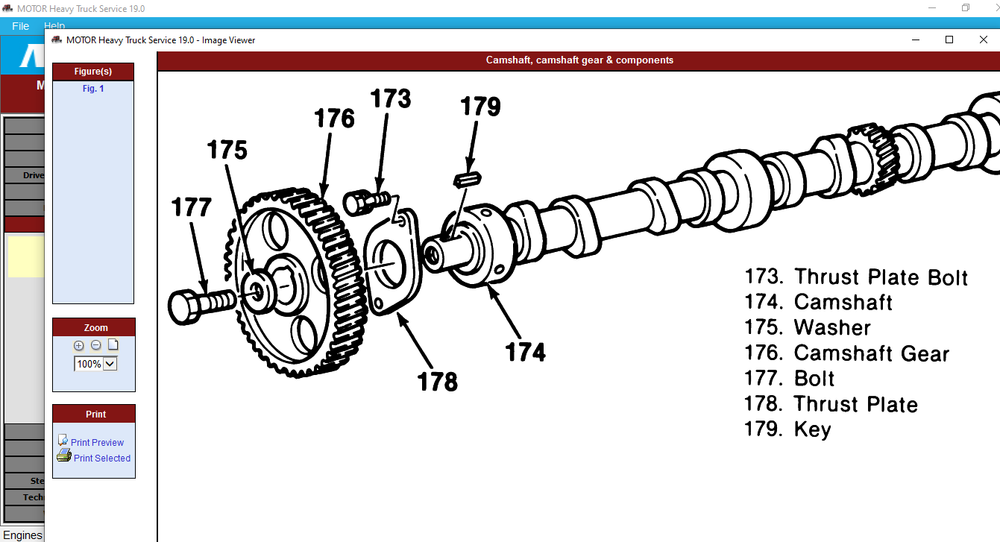 Motor Heavy Truck Service v13.0 - Diagnostic Repair And Service Procedures Service Information - Wiring Diagrams- Service d'installation en ligne !