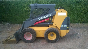 Volvo MC110B Skid Steer Loader Workshop Service Manuel de réparation