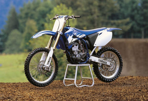 Yamaha YZ250F 4 Stroke Dirt Bike Official Workshop Service Repair Manual 2001-2006