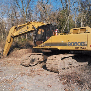 Case 9060B Excavator Workshop Service Repair Manual