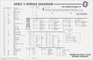 [DVZP_7254]   Detroit DDEC V 630 hp Flash File None EGR – The Best Manuals Online | Detroit Series 60 Ecm Ddec V Wiring Diagram |  | The Best Manuals Online