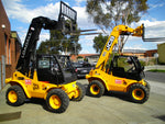 JCB 520-40 524-50 527-55 Telescopic Handler Workshop Service Repair Manual