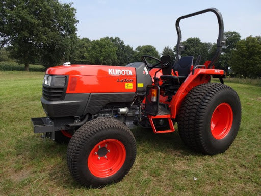 Kubota L4100 Tractor Official Workshop Service Repair Manual