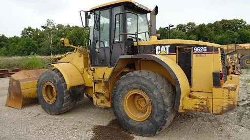 Caterpillar 962G II Wheel Loader Official Workshop Service Repair Manual S/N: BAD