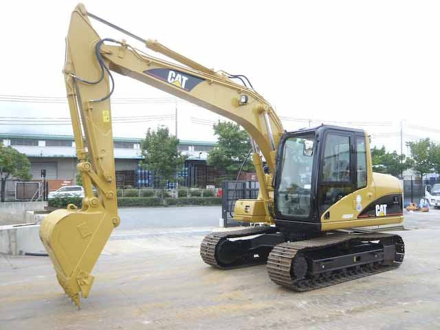 Caterpillar 312C Excavator Official Workshop Service Repair Manual S\N BWH