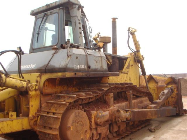 Komatsu D155A-3 Bulldozer Official Workshop Service Repair Technical Manual