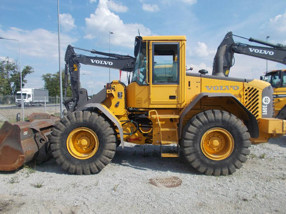 Volvo L60E Wheel Loader Factory Workshop Service Repair Manual