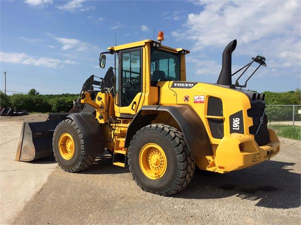 Volvo L90G Wheel Loader Factory Workshop Service Repair Manual