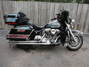 Harley-Davidson FLH, FLT and FXR Series All Models From 1984-1998 (See on
