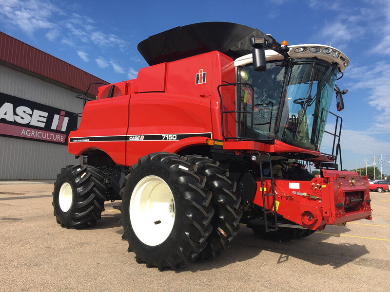 Case IH Axial Flow 5150 6150 7150 Tier 4B (Final) Combine Harvesters Official Workshop Service Repair Manual