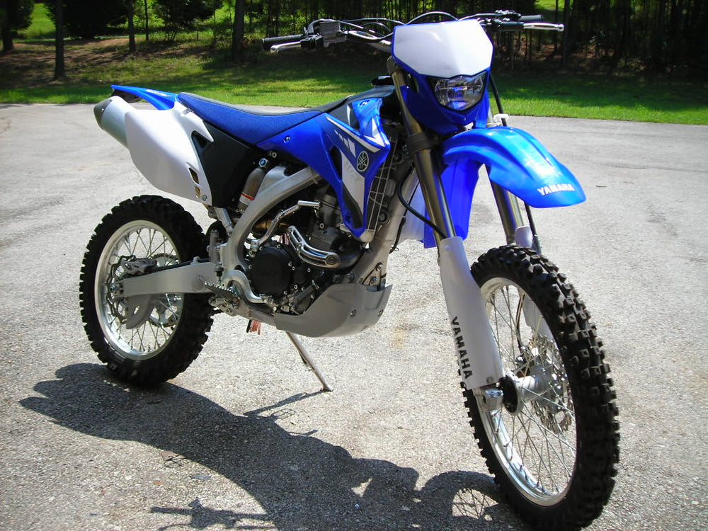 Yamaha WR250 WR250F Workshop Service Repair Manual 2008