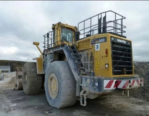 Komatsu avance WA800L-3 Wheel Loader Official Workshop Service Repair Technical Manual