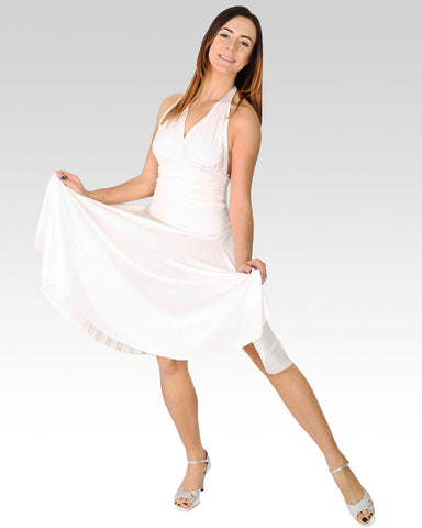 Marilyn Dress Ecru - StandOut Dancewear