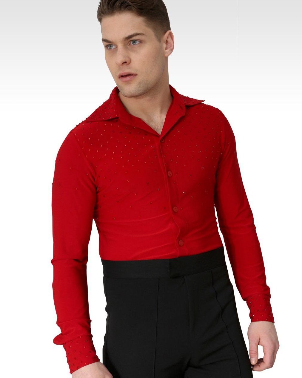 Dilan Dance Shirt Red