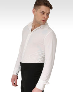 Adam Dance Shirt Ecru