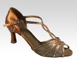 ladies latin, salsa, Ceroc dance shoes