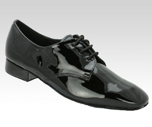 patent leather mens latin and ballroom dance shoes