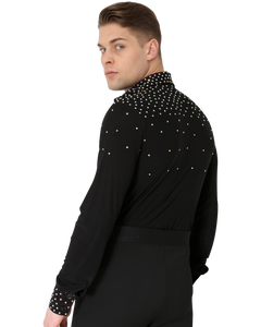 Dilan Dance Shirt Black